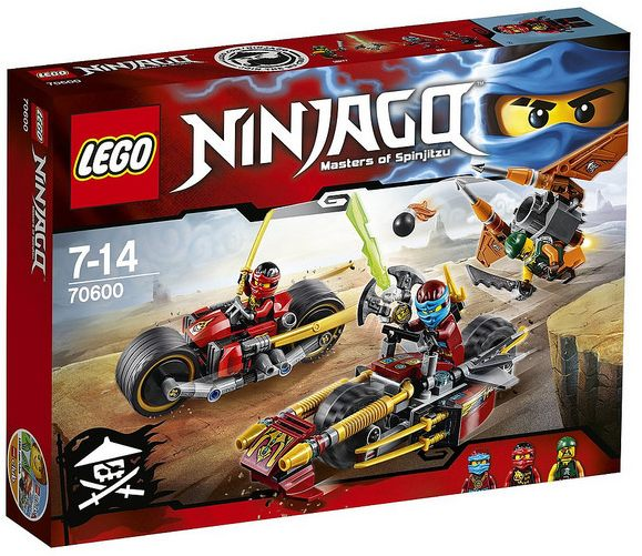 Lego Ninjago – Finally the First 2016 Official Pictures | i Brick City