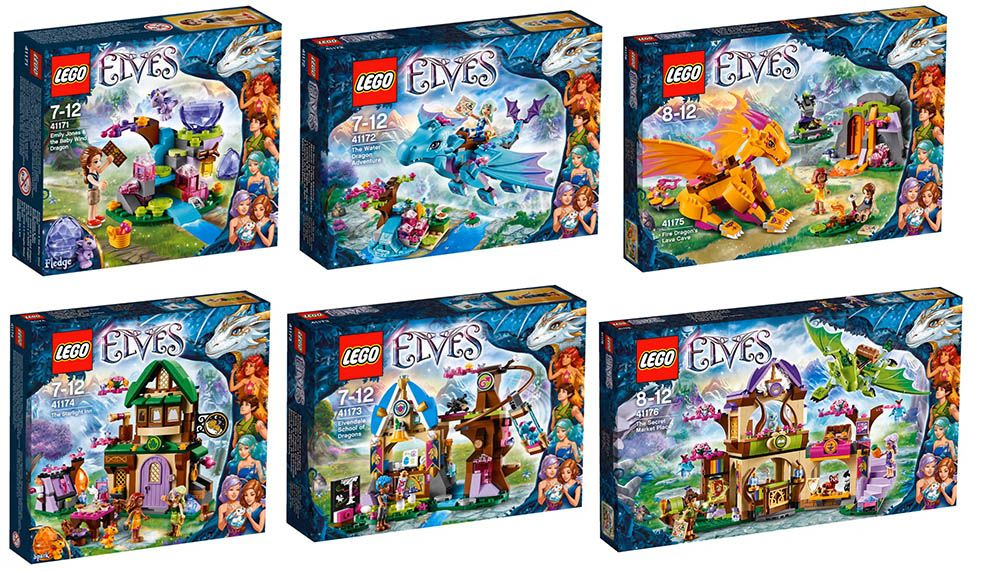 Lego Elves 2016 Official Pictures | i Brick City