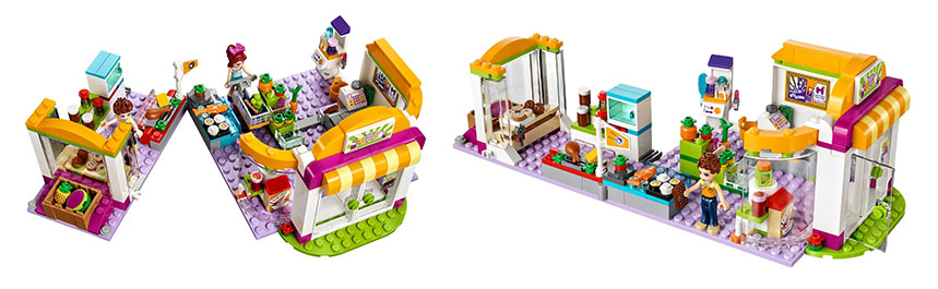 Lego-41118-Heartlake-Supermarket-friends-1