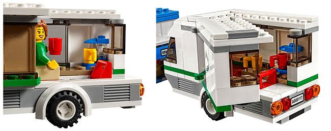 Lego-60117- Van-Caravan-city-2