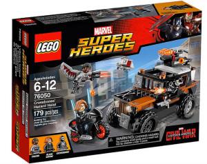 Lego-76050-Crossbones-Hazard-Heist-super-heroes-1
