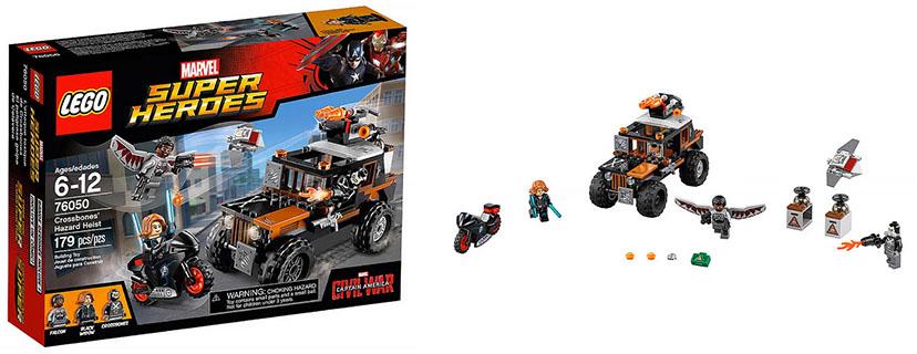 Lego-76050-Crossbones-Hazard-Heist-super-heroes-2