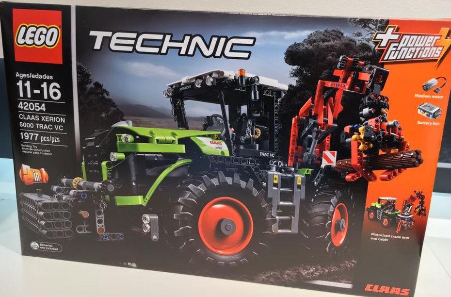 lego-42054-claas-xerion-5000-technic