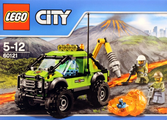 Lego-60121-city-Volcano-Research-Truck