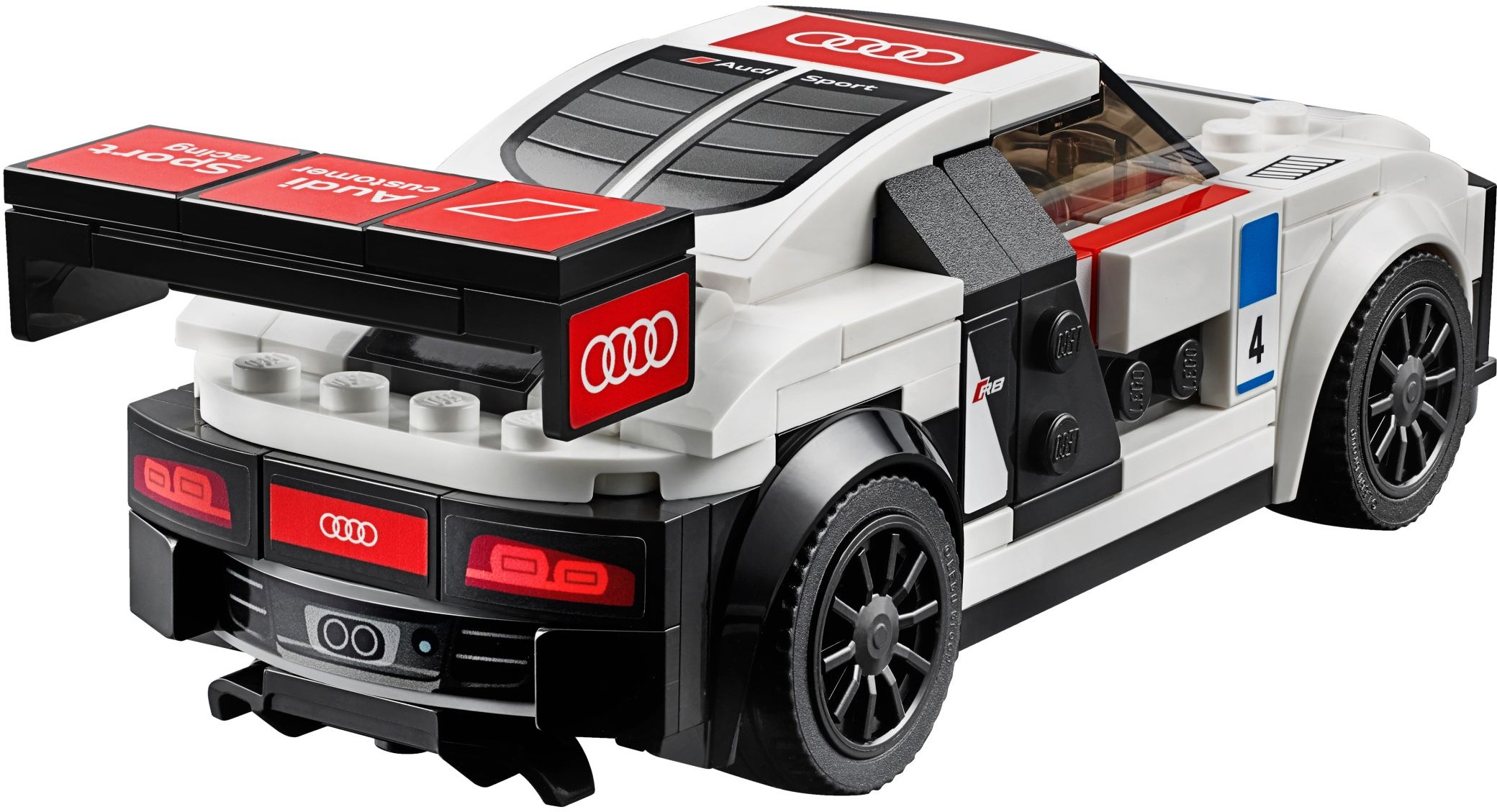 Lego 75873 Audi R8 Lms Ultra I Brick City