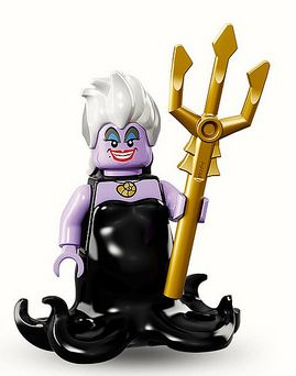 lego-disney-collectable-mini-figures-Ursula