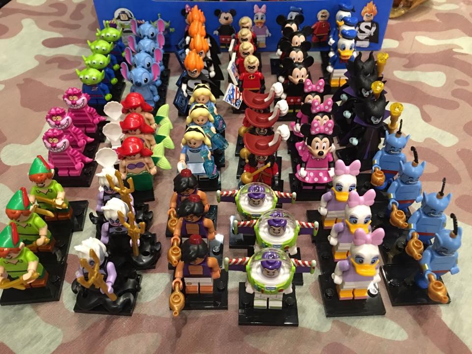 LEGO 71012 Disney Series Mini-figures Malificent