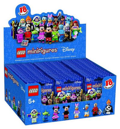 LEGO-COLLECTABLE-MINI-FIGURES-series-disney