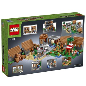 Lego-21128-The-Minecraft-Village-1
