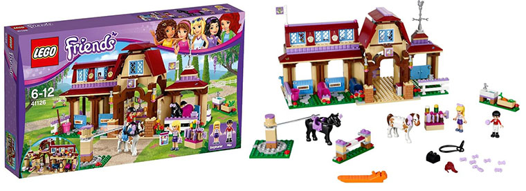 Lego-41126-Heartlake-Riding-Club-friends