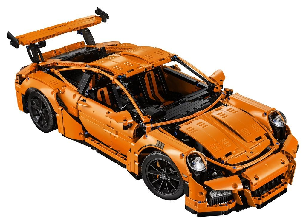 lego 42056 porsche 911 gt3 rs i brick city. Black Bedroom Furniture Sets. Home Design Ideas
