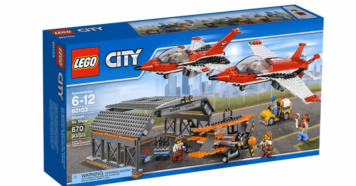Lego-60103-Airport-Air-Show-city-2