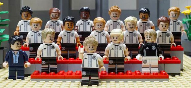 Lego-German-Football-Team-Mini-figures-series