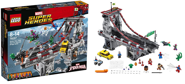 lego-76057-Spider-Man-Web-Warriors-Ultimate-Bridge-Battle-siper-heroes