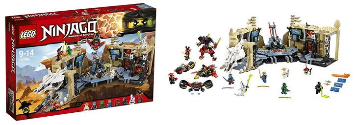 LEGO-Samurai-X-Cave-Chaos-70596-ninjago-2