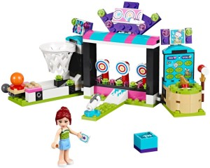 Lego-41127-Amusement-Park-Arcade-friends-1