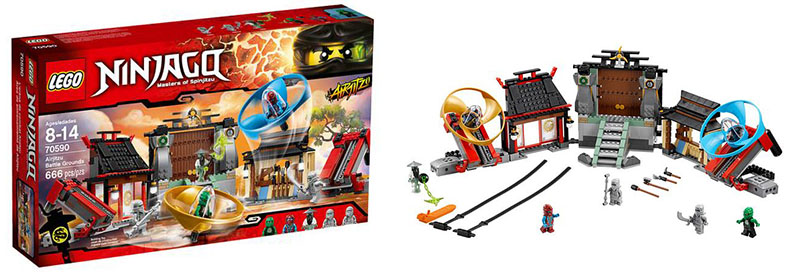 Lego-70590-Airjitzu-Battle-Grounds-ninjago-5