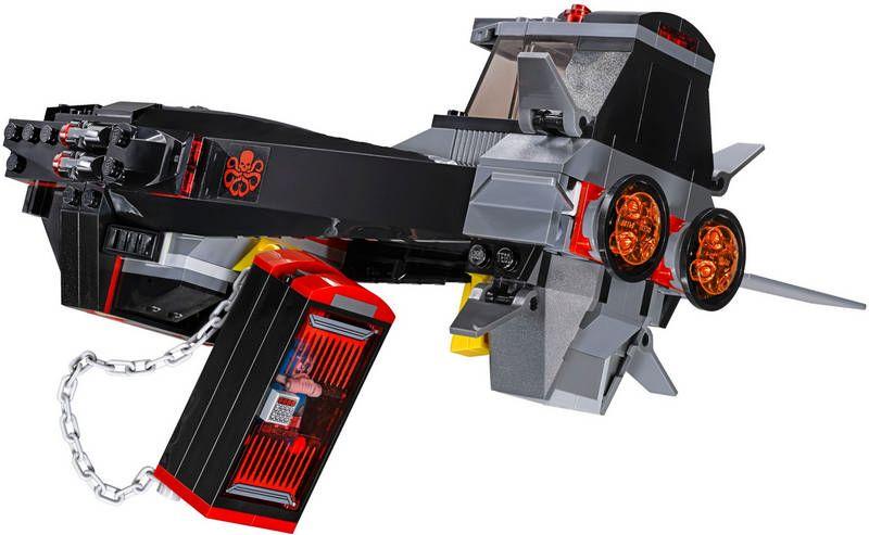 Lego 76048 – Iron Skull Sub Attack   i Brick City