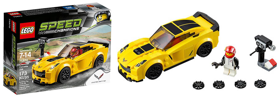 Lego-75870-Chevrolet-Corvette-Z06-speed-champions-1