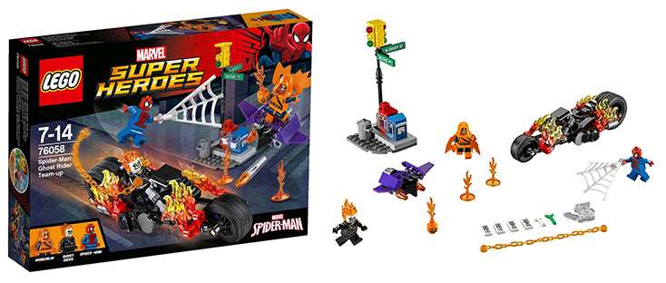 Lego-76058-Spider-Man-Ghost-Rider-Team-Up-super-heroes-3