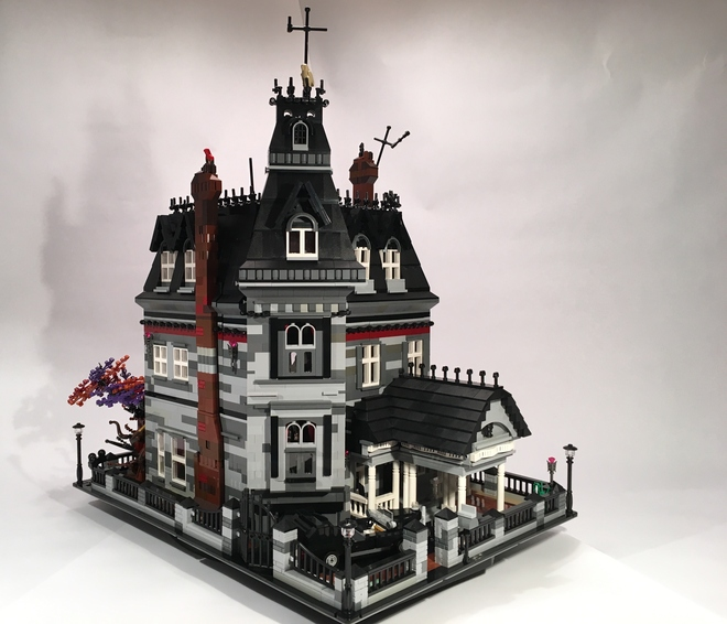 Lego-Ideas-Addams-Family-Mansion