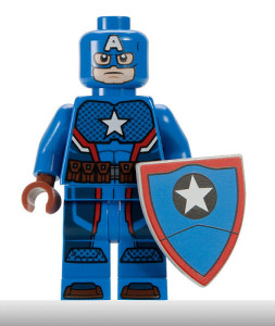 Exclusive-SDCC-Captain-America-mini-figure