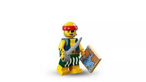 lego-mini-figures--series-16-pirate