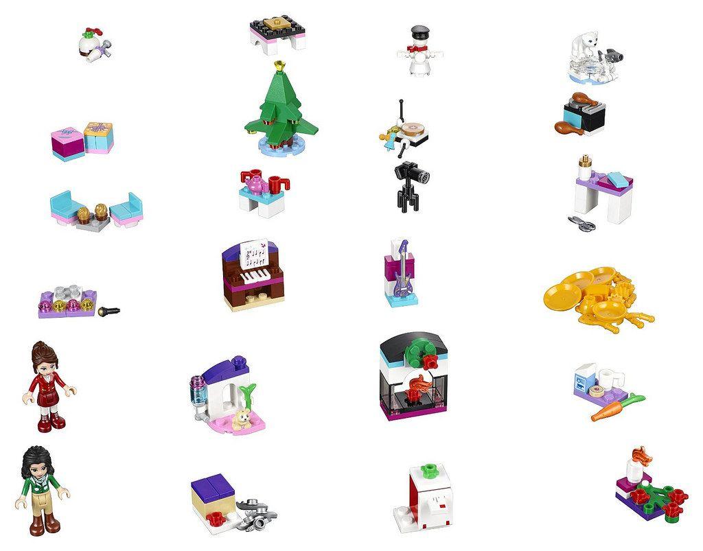 Lego 41131 Friends Advent Calendar I Brick City