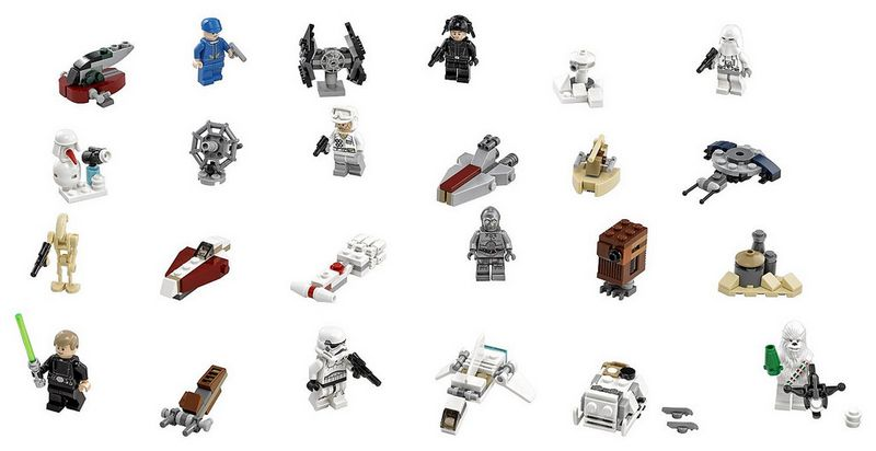 Lego 75146 – Star Wars Advent Calendar | i Brick City