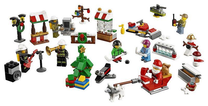 Lego 60133 – City Advent Calendar | i Brick City