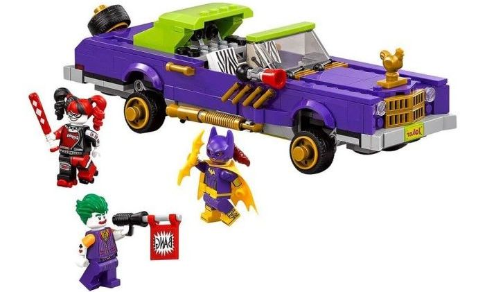 Lego-70906-The-Joker-Notorious- Lowrider-batman-movie
