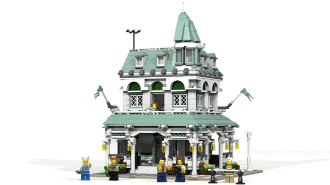 Resultado de imagen de lego the iron horse