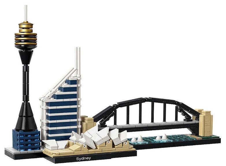 lego architecture 2017 i brick city