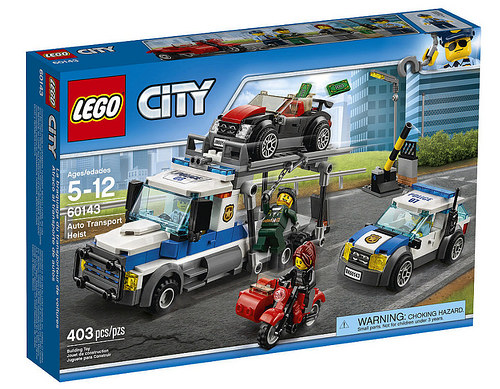 New lego police city sets have been unveiled i brick city for Brick city motors reviews