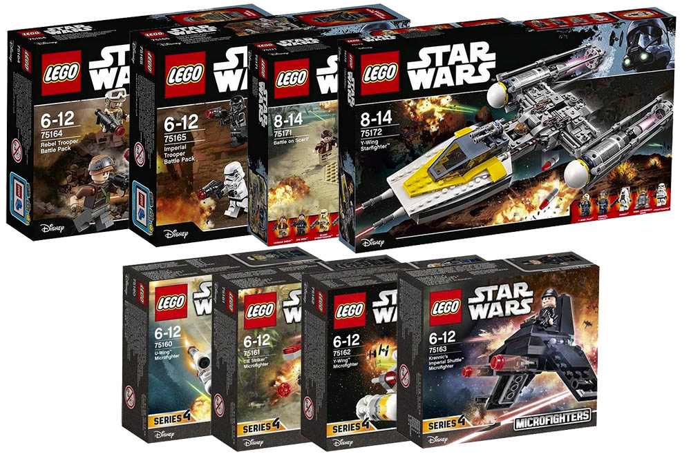 Lego Star Wars – Some new 2017 Pictures | i Brick City