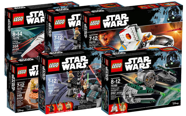 Lego Star Wars 2017 – More Official Images | i Brick City