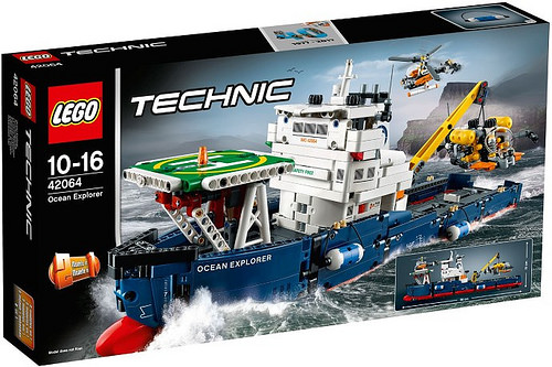 The Winter Techinc Sets Have Been Revealed I Brick City