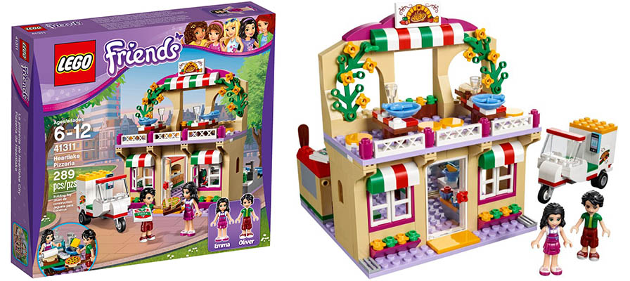 lego-41311-Heartlake Pizzeria-friends-3