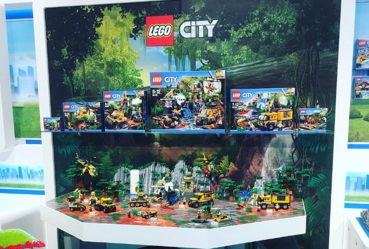 Lego City Summer Sets - The First Pictures at Nuremberg ...