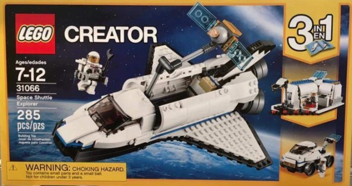 Lego-31066-Space-Shuttle-Explorer-creator