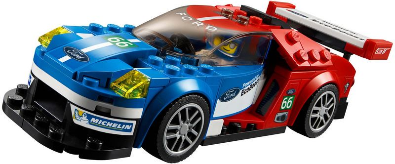 Lego 75873 speed audi r8 lms ultra 6