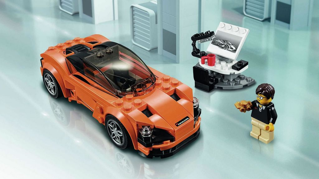 lego 75880 the first official pictures of the mclaren 720s i brick city. Black Bedroom Furniture Sets. Home Design Ideas