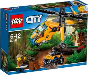 Lego 60158-Jungle-Cargo Helicopter-city-1