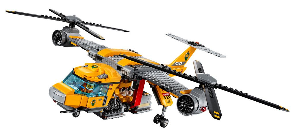 Lego-60162-Jungle-Air-Drop-Helicopter-city-1