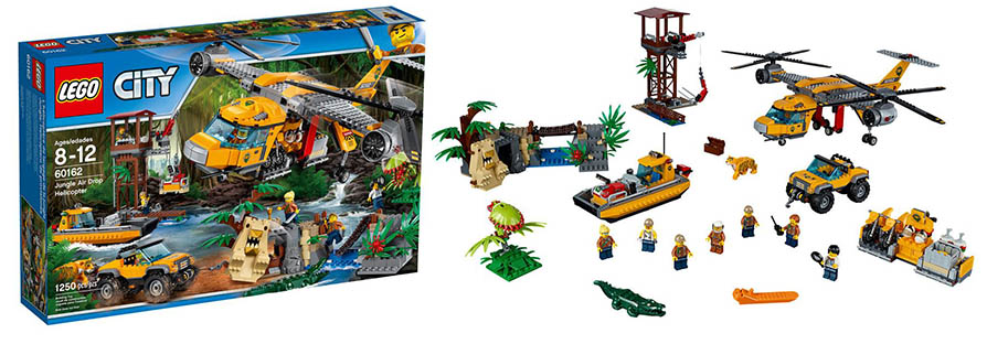 Lego-60162-Jungle-Air-Drop-Helicopter-city-4