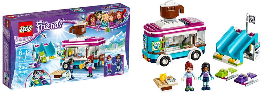 Lego-41319-Snow-Resort-Hot-Chocolate-Van-friends-2