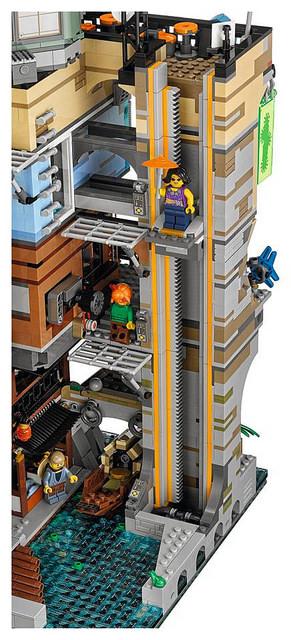 Lego 70620 Ninjago City I Brick City