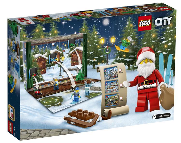 Lego 2017 advent calendars i brick city for Adventskalender duplo