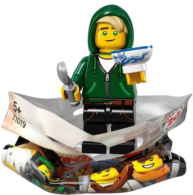 Lego Ninjago Movie The Collectable Mini Figures 71019