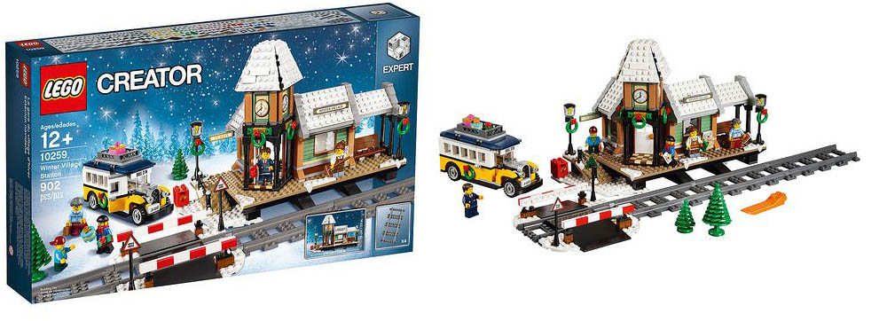 Lego-10259-Winter-Village-Station-creator-expert-5